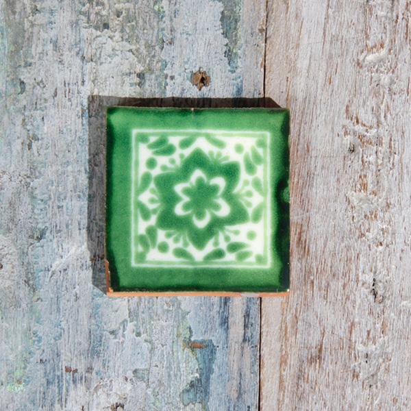 small tile jardin verde
