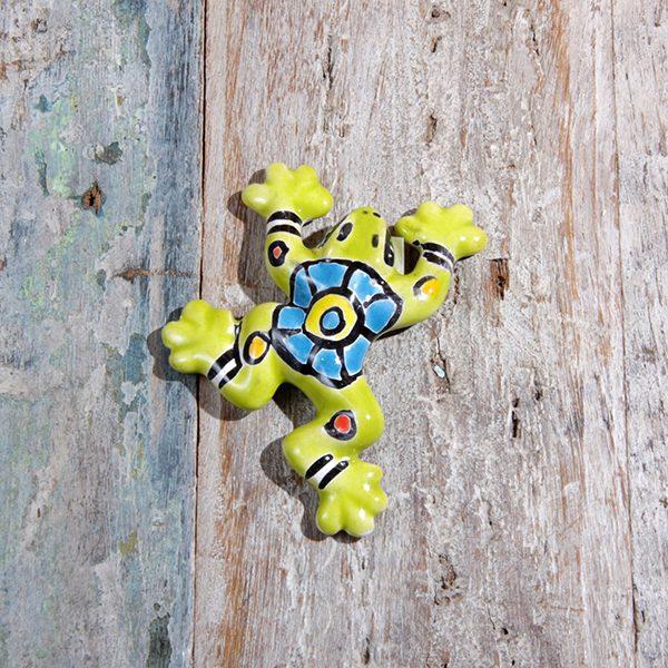 mini caoba frog lima