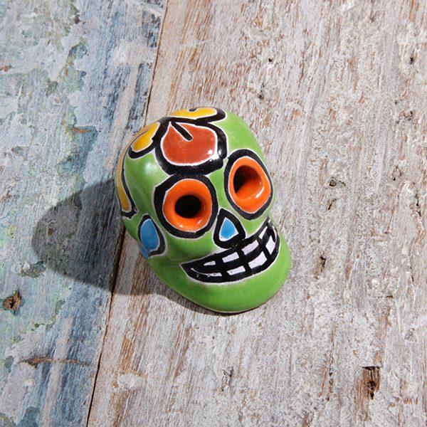mini caoba skull lima