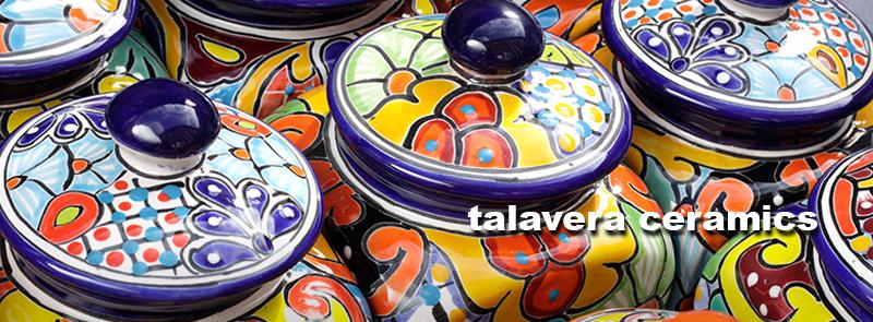 A talavera home