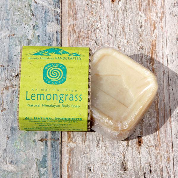 soap lemongrass 1