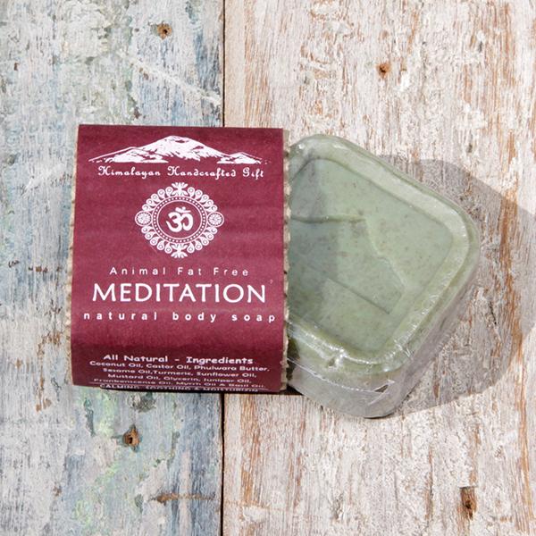soap meditation 1