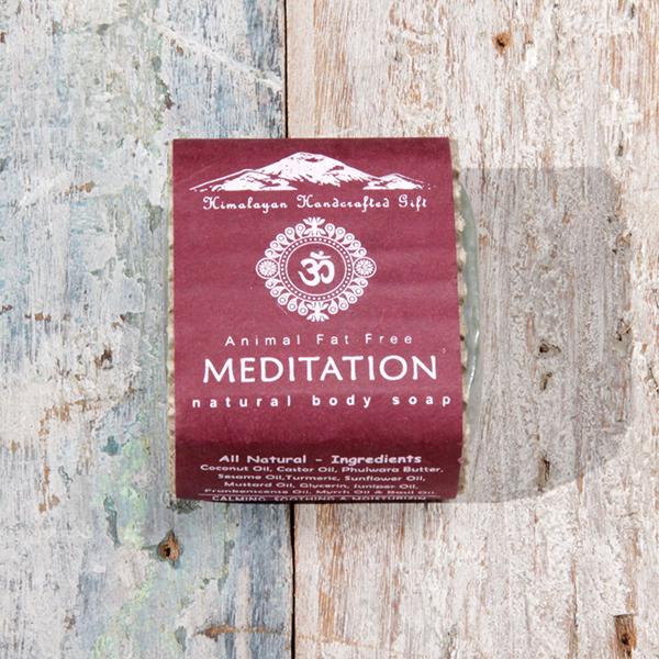 soap meditation