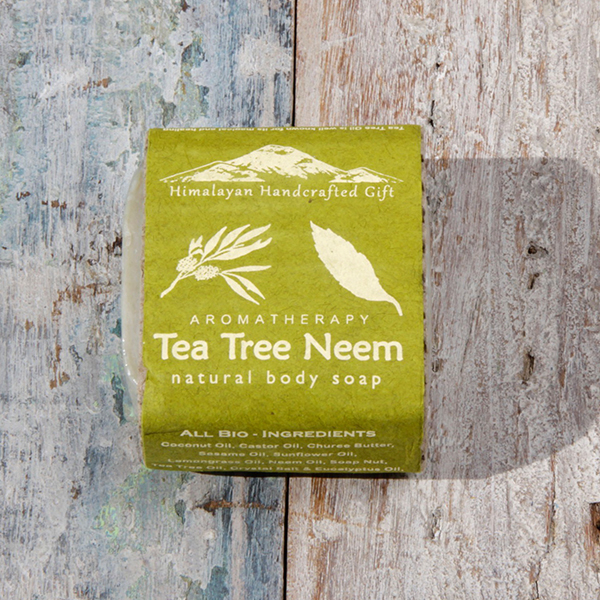 soap tea tree