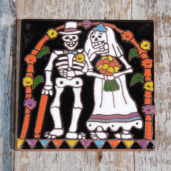 caoba relief tile wedding