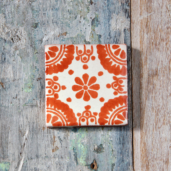 caoba tile small lace tc