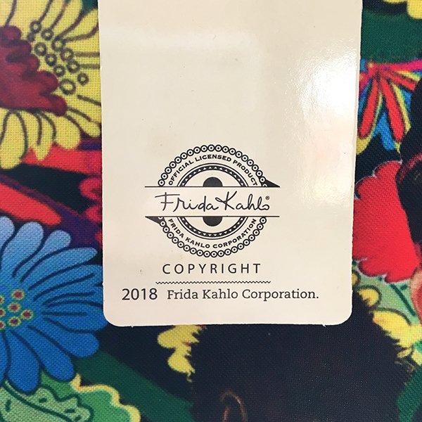 frida copyright