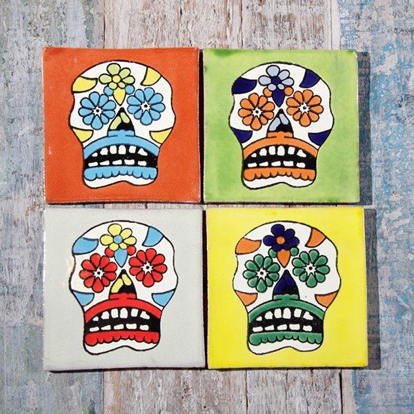 caoba coasters skulls A1