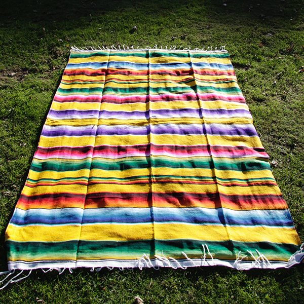 caoba blanket yellow1