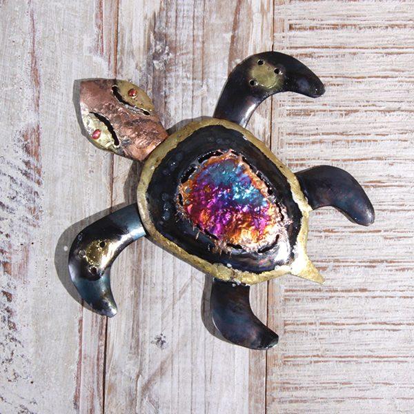 caoba tin turtle