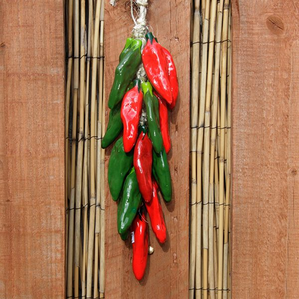 caoba chillies chipotles red green small