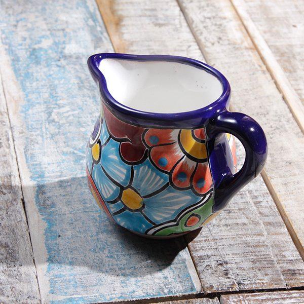 caoba jug small blue