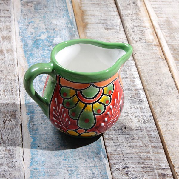 caoba jug small green