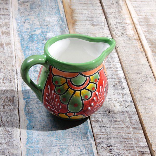 caoba jug small green