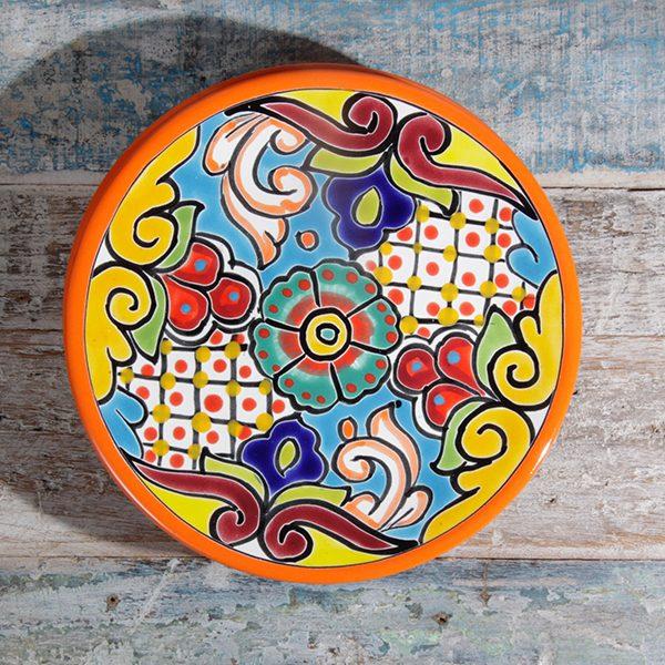 caoba tal plates orange1