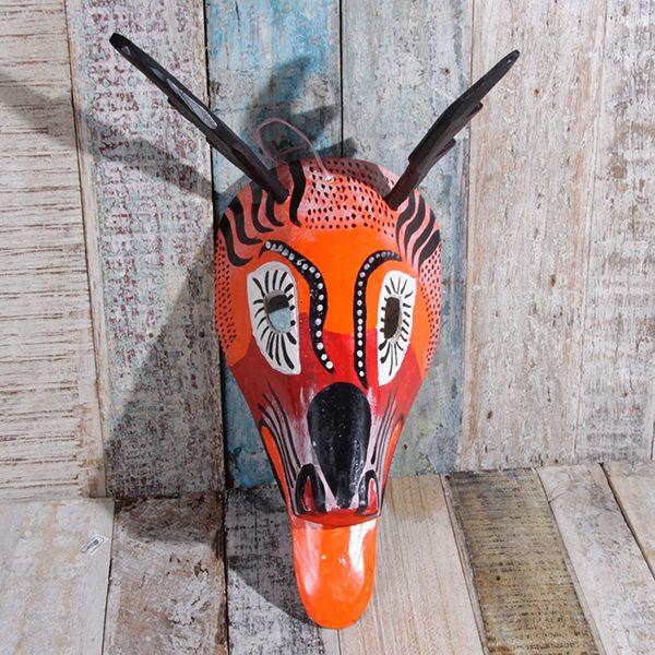 mask 1b caoba