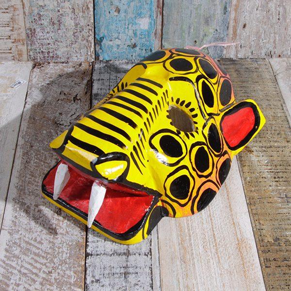 mask 3 caoba