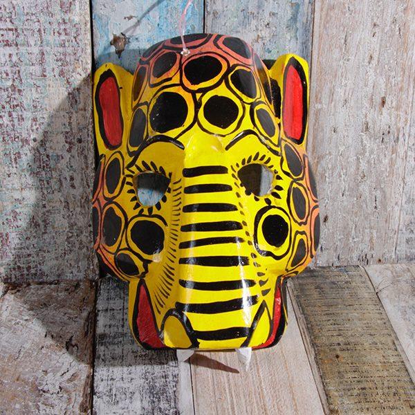 mask 3b caoba