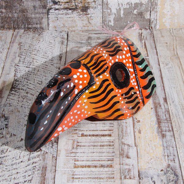 c mask orange 1