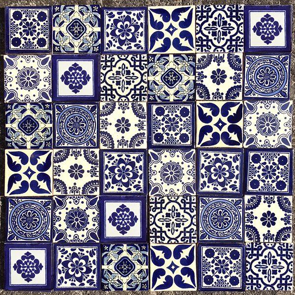 caoba Azules Mix