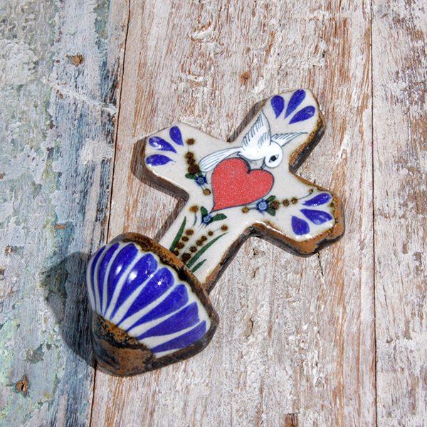 caoba cross heart 1
