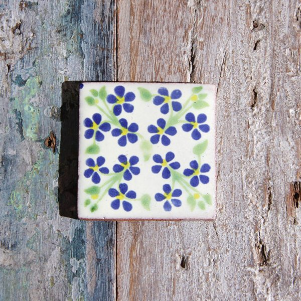 caoba small tile violet