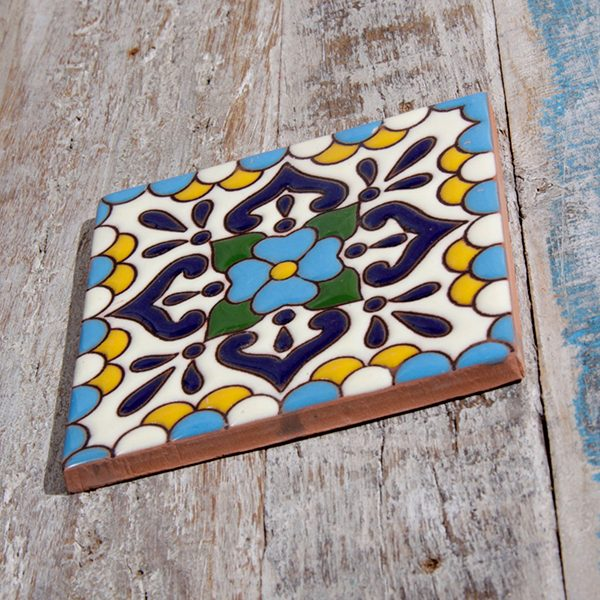 caoba tile relief lluvia blue1
