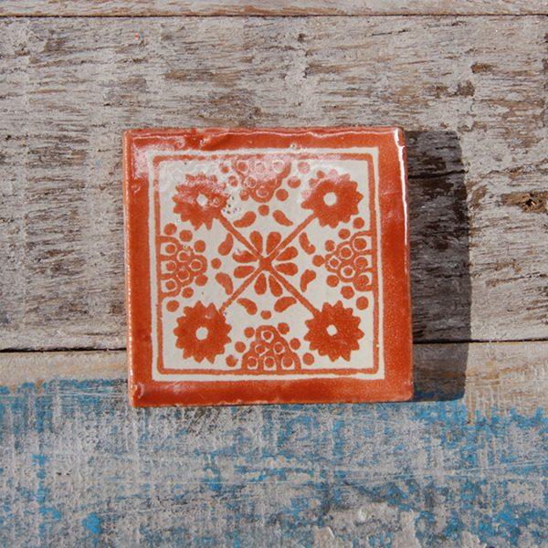 caoba tile small damasco tc