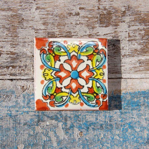 caoba tile small linaria