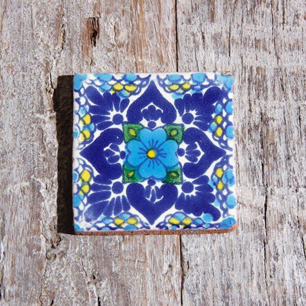 caoba tile small lluvia azul