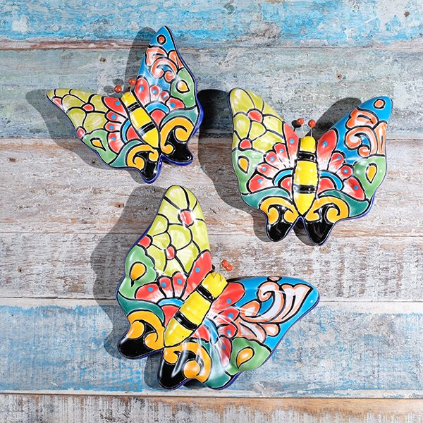 caoba butterfly set A