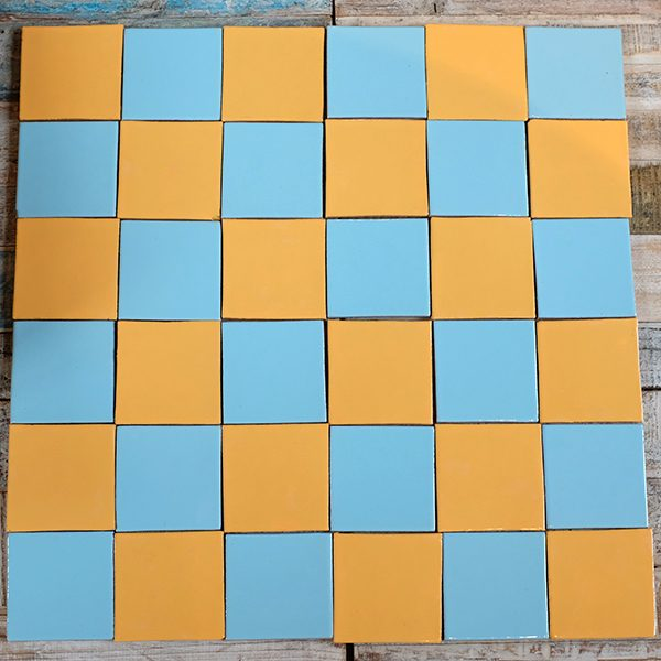 caoba tile set K